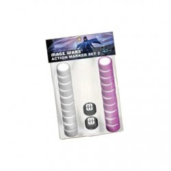 Mage Wars Action Marker Set 2