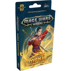 Mage Wars Academy Monk Expansion
