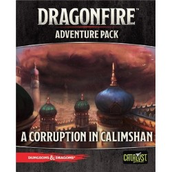 DragonFire Adventures A Corruption in Calimshan