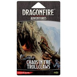 DragonFire Adventures : Chaos in The Trollclaws