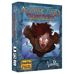Aeons End Buried Secrets expansion