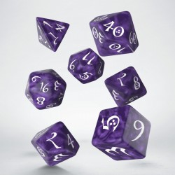 Classic RPG Dice Set (7) Assorted Colors