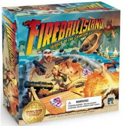 Fireball Island: Wreck of Crimson Cutlass