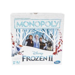 Monopoly Disney Frozen 2 Edition Board Game