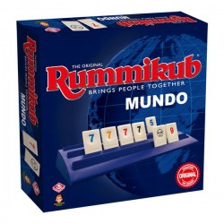 Rummikub (Trilingual Edition)