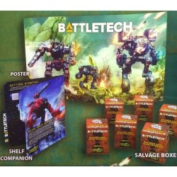 BT Clan Invasion Retailer Field Kit