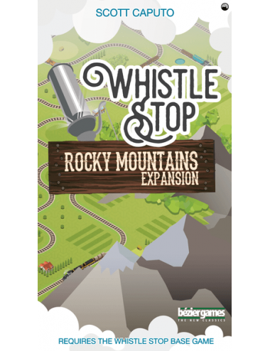 Whistle Stop Rocky...