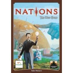 Nations The Dice Game