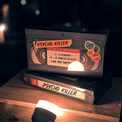 Psycho Killer The Card Game
