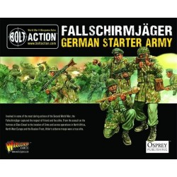Fallschirmjager German Starter Army