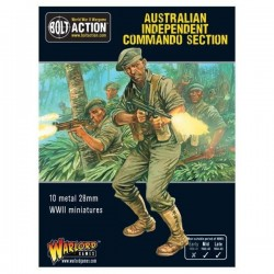 Australian Independent Commando squad
