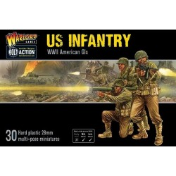US Infantry - WWII American...