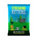 Streaking Kittens: This Is The Second Expansion of Exploding Kittens