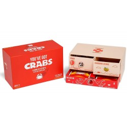 You've Got Crabs: A Card Game